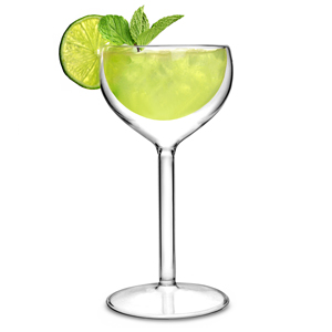Floating Coupe Glass 7oz / 200ml