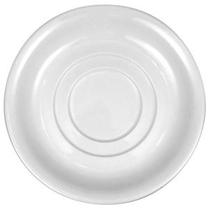 RG Tableware Double Well Saucers 15cm