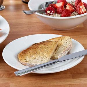 RG Tableware Wide Rim Plates 17cm