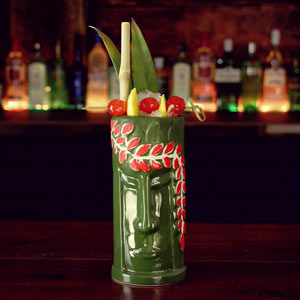 Lei Tiki Mug 15oz / 425ml
