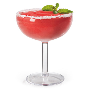 SAN Coupe Margarita Glasses 16oz / 460ml