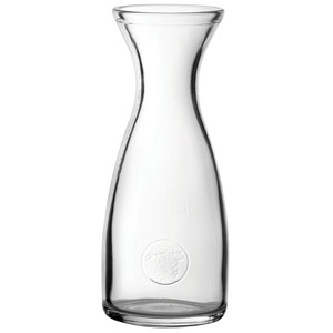 Economy Glass Carafe 35oz / 1ltr