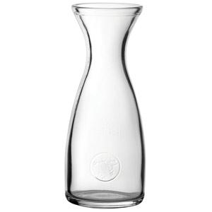 Economy Glass Carafe 35oz 1ltr Pack Of 6