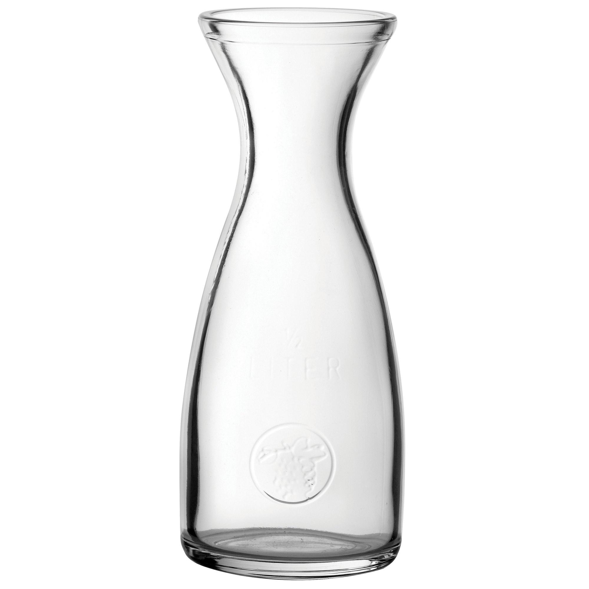 Economy Glass Carafe At Drinkstuff Com