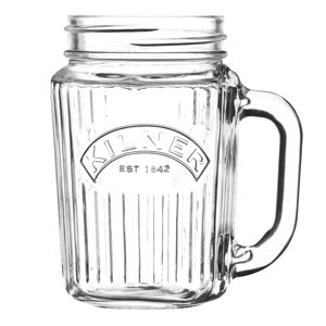 Kilner Vintage Handled Drinking Jar 14oz / 400ml