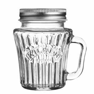 Kilner Mini Vintage Handled Drinking Jar 3.75oz / 110ml
