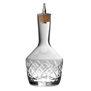 Urban Bar Diamond-Cut Bitters Bottle 7oz / 200ml
