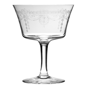 Urban Bar Retro Fizz 1890 Cocktail Glasses 7oz / 200ml