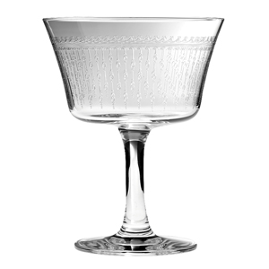 Urban Bar Retro Fizz 1920 Cocktail Glasses 7oz / 200ml