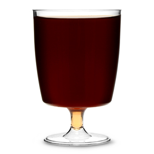Disposable One Piece Wine Glasses 8oz / 230ml