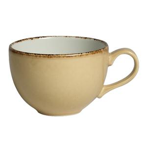 Steelite Terramesa Low Cup Wheat 8oz / 230ml