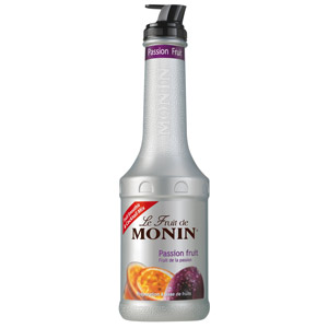 Monin Passion Fruit Puree 1ltr