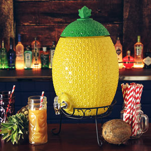 Pineapple Drink Dispenser 9.5ltr