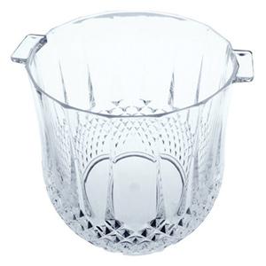 Vintage Cut Polycarbonate Ice Bucket