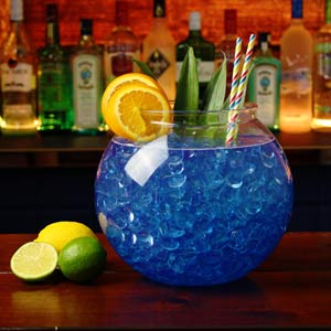 XL Plastic Cocktail Fish Bowl 175oz / 5ltr