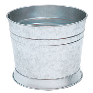 Galvanized Steel Base for Tablecraft Drinks Dispensers