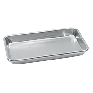 Aluminised Steel Sheet Pan 25.5 x 12cm