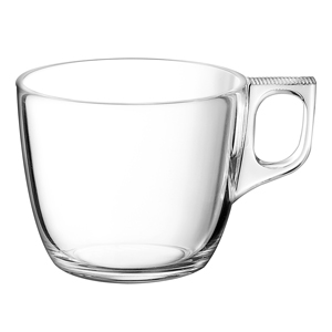 Voluto Glass Coffee/Tea Cups 7.7oz / 220ml