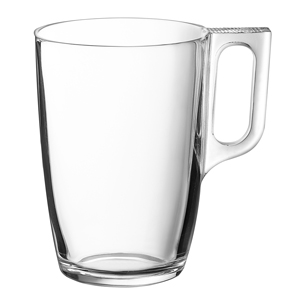 Voluto Glass Coffee Cups 11oz / 320ml