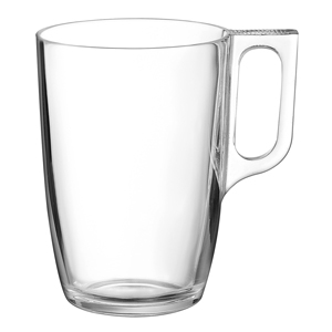 Voluto Glass Coffee Cups 14oz / 400ml