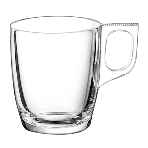 Voluto Glass Espresso Cups 3.2oz / 90ml