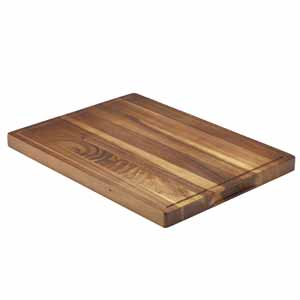 Acacia Wood Serving Board 40 x 30 x 2.5cm