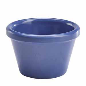 Melamine Ramekin Blue 1.5oz