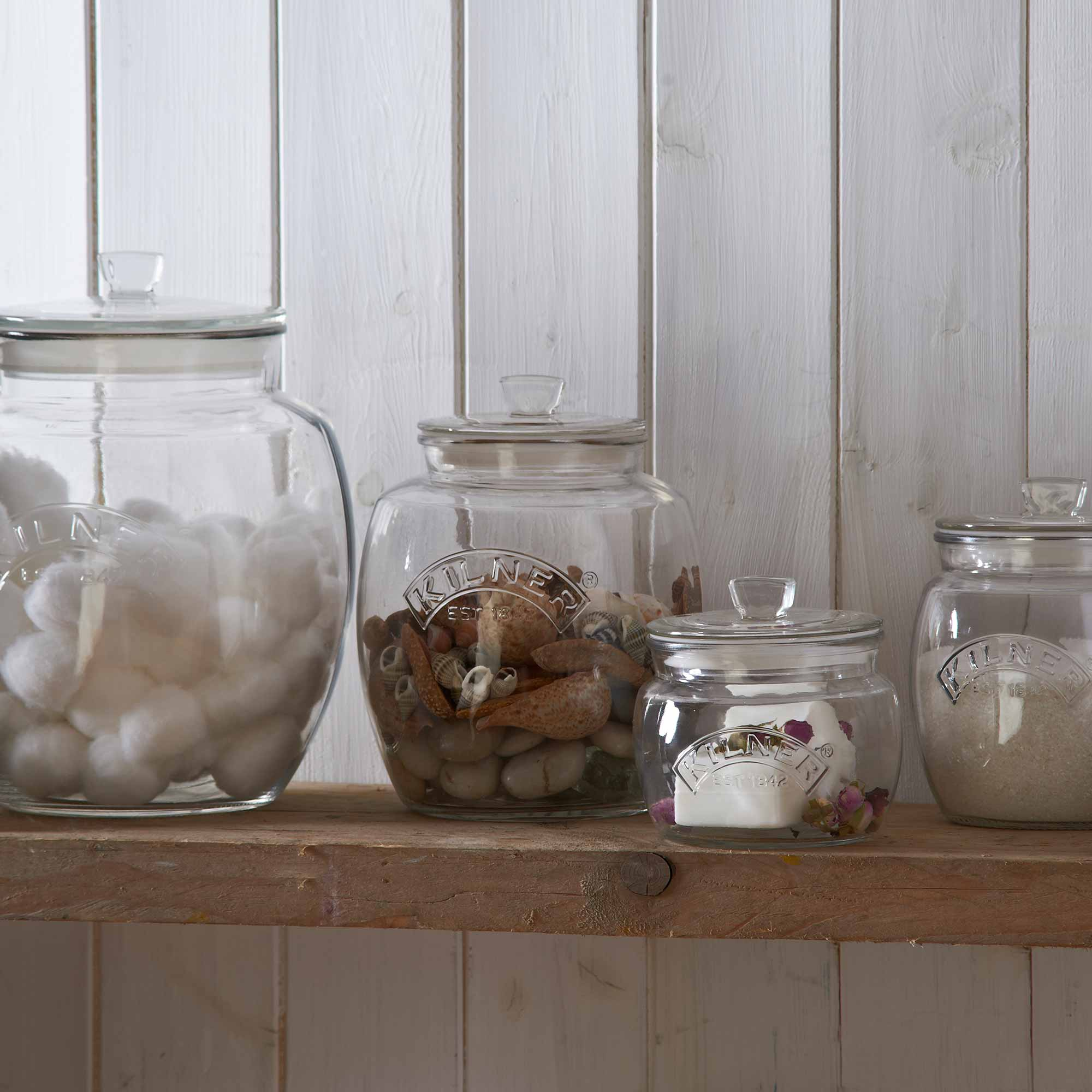Kilner Universal Storage Jar 500ml Drinkstuff