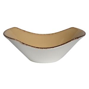 Steelite Terramesa Scoop Bowl Wheat 16.5cm