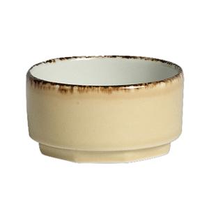 Steelite Terramesa Taster Dip Pot Wheat 6.5cm