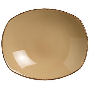 "Steelite Terramesa Zest Platter Wheat 8"" / 20.25cm"