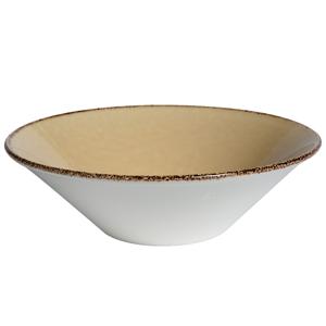 "Steelite Terramesa Essence Bowl Wheat 8"" / 20.25cm"