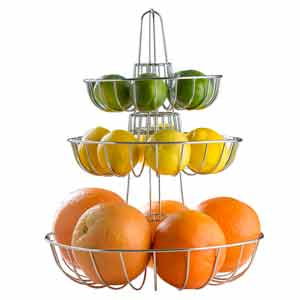 Meranda 3-Tier Fruit Basket