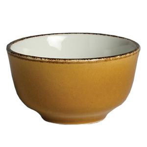Steelite Terramesa Sugar Bowl Mustard 8oz / 227ml