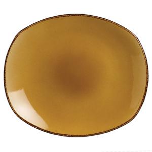 "Steelite Terramesa Spice Plate Mustard 12"" / 30.5cm"
