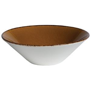 """Steelite Terramesa Essence Bowl Mustard 8"""" / 20.25cm"""