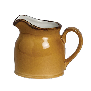 Steelite Terramesa Club Jug Mustard 5oz / 140ml