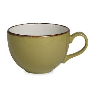 Steelite Terramesa Low Cup Olive 8oz / 230ml