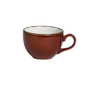 Steelite Terramesa Low Cup Mocha 8oz / 230ml