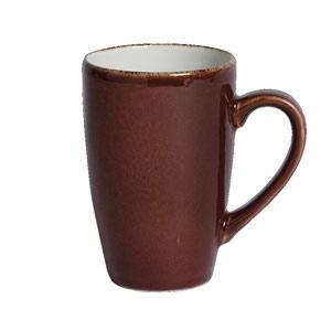 Steelite Terramesa Quench Mug Mocha 10oz / 280ml