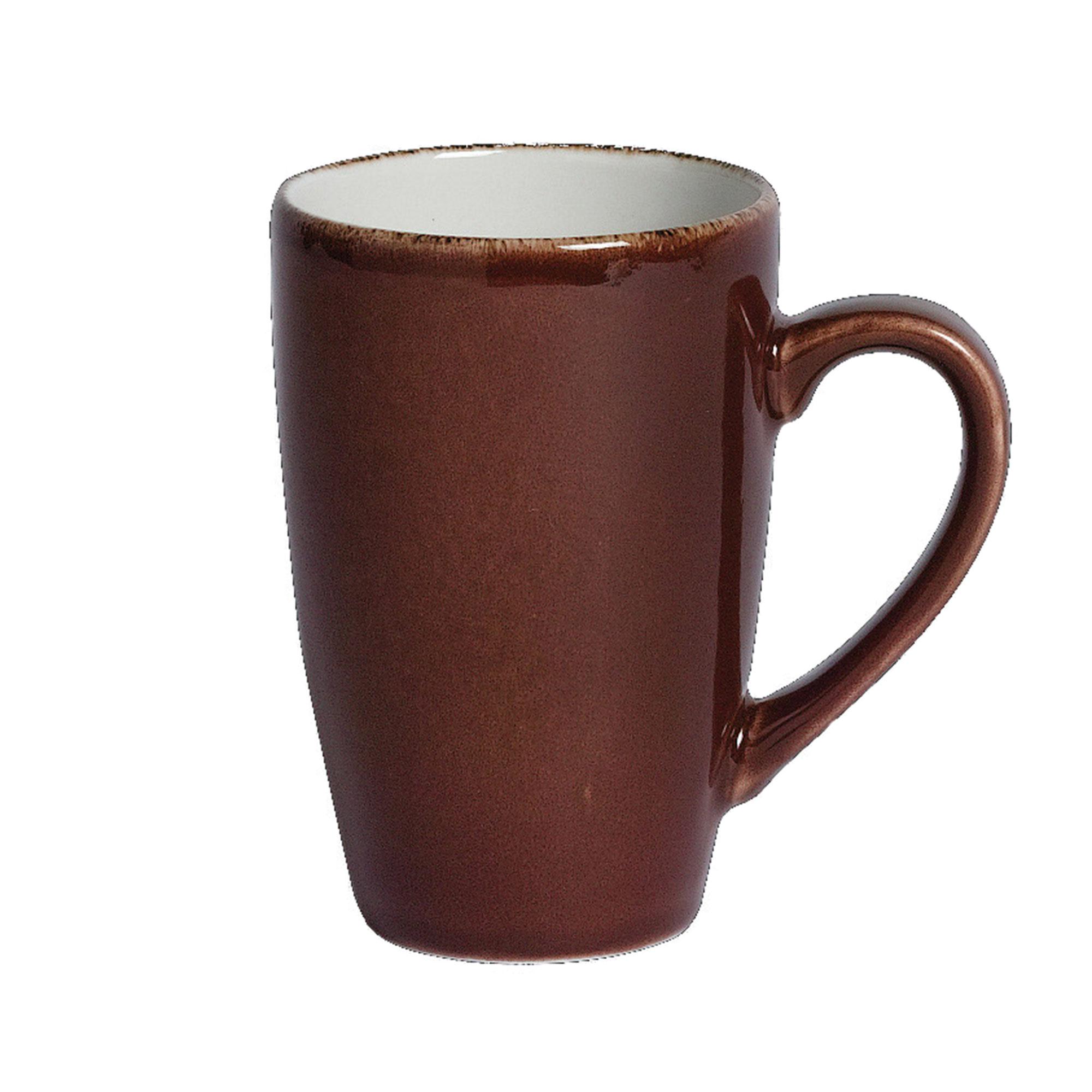 Steelite Terramesa Mocha Quench Mug 280ml Keep Cup Doppio Small 8oz 227ml 10oz
