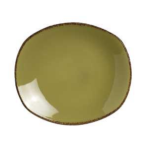 "Steelite Terramesa Spice Plates Olive 10"" / 25.5cm"