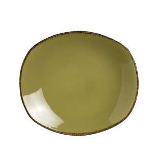 "Steelite Terramesa Spice Plates Olive 6"" / 15.25cm"