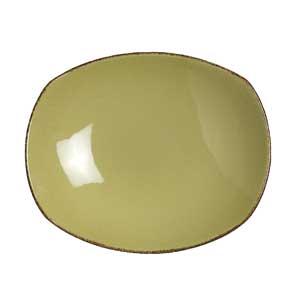 "Steelite Terramesa Zest Platter Olive 10"" / 25.5cm"