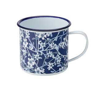 Enamel Heritage Mug 13.5oz / 380ml