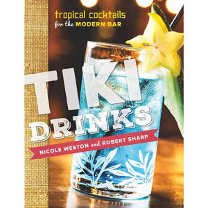 Tiki Drinks Book