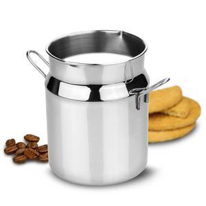 Stainless Steel Milk Churn Jug 17oz / 480ml