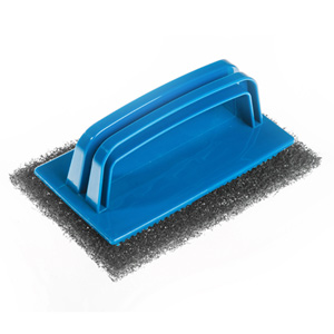 Griddle Scourers and Handle