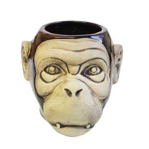 Tiki Chiki Monkey Mug 19.25oz / 550ml