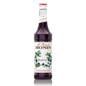 Monin Blueberry Syrup 70cl